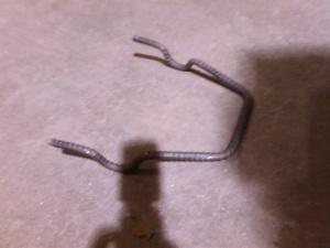 Custom Bent Rebar